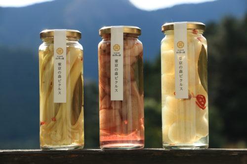 東京の森ピクルス 冬野菜