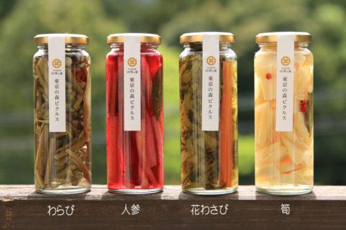 春野菜・東京の森ピクルス